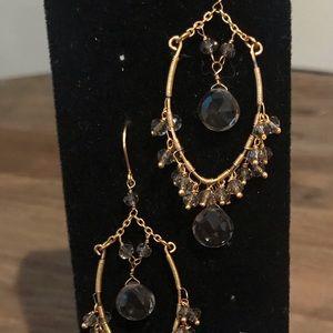 Stella & Dot Chandelier Earrings